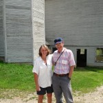 Sherry Crawford, Crawford Family Farm and Ethan Parke, VHCB