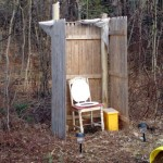 Currier Brook Farm Outhouse
