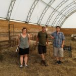 Katie Michels - VHCB, Jascha Pick - Sheep Meadow Farm, Daniel Keeney - CAE